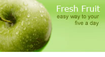 fresh fruit | easy way to your 5-a-day